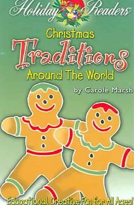 Christmas Traditions Around The World - New Paperback Book