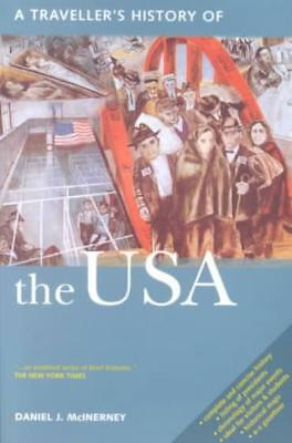 Traveller's History Of The U.s.a - New Paperback Book
