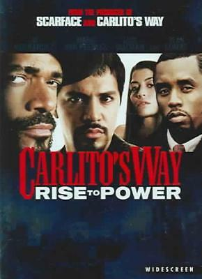 Carlito's Way: Rise To Power New Dvd