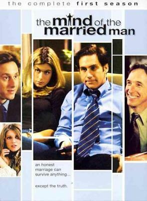 The Mind Of The Married Man - Complete First Season New Dvd