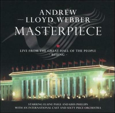 Masterpiece: Live From The Great Hall Of The People New Cd