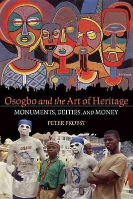 Osogbo And The Art Of Heritage - New Paperback Book