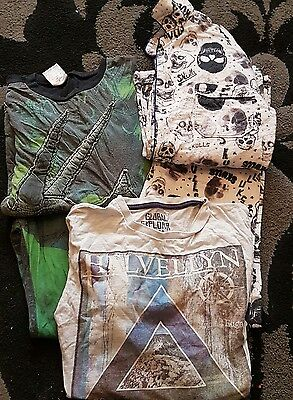 small bundle of boys clothes 8-10 years