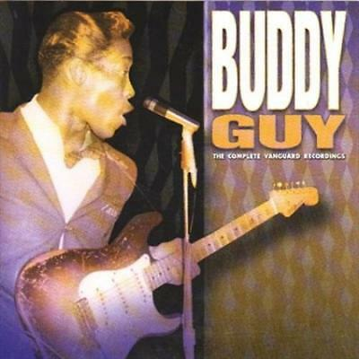 Buddy Guy - The Complete Vanguard Recordings New Cd