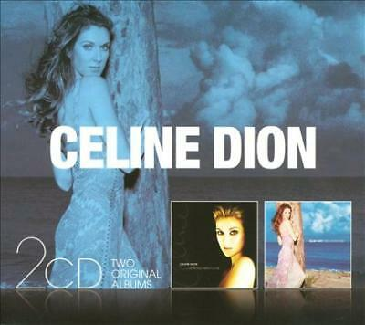 C'Line Dion - Let's Talk About Love/A New Day Has Come New Cd