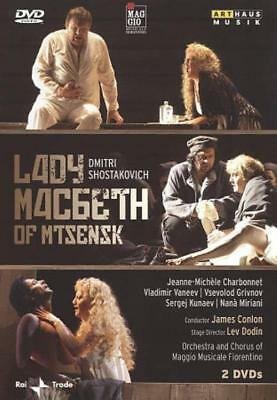 Lady Macbeth Of Mtsensk New Dvd