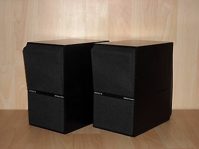 B&O Bang & Olufsen Beovox CX-50 Speakers * Black Color * Excellent Condition