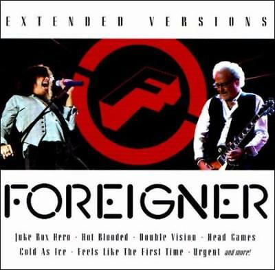Foreigner - Extended Versions [2011] New Cd