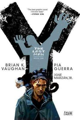 Y The Last Man Tp Book 01 (Mr) - New Paperback Book