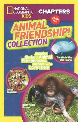 Animal Friendship! Collection - National Geographic Society (U. S.) - New Paperb