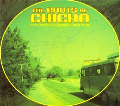 Va - The Roots Of Chicha - Psychedelic Cumbias From Peru New Vinyl Record