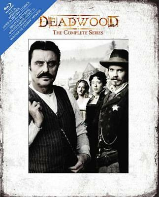 Deadwood - The Complete Series New Blu-Ray