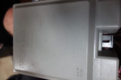 CAC 7600 Outdoor Telephone Network Interface Device Protector 2 PR NEW NID SNID