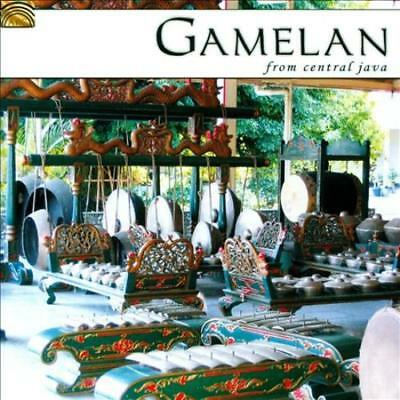Giovanni Sciarrino - Gamelan From Central Java New Cd