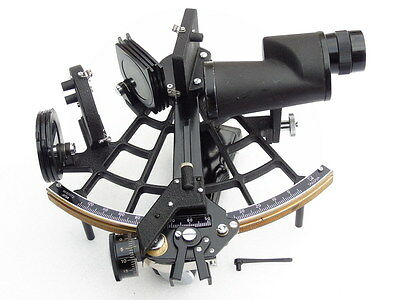 Vgc Tamaya Japan Ships Boat Yacht Marine Navigation Sextant Ms-633 -7X35 Scope