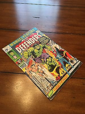 Marvel Feature #1 - 1St Appearance Of The Defenders - Better Grade