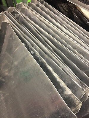 Slightly Damaged Open Ended Industrial Baking Trays  X 1