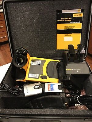 Fluke Ti45 IR FlexCam Thermal Imaging Camera