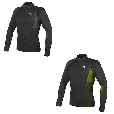 Dainese D-Core No Wind Dry LS Motorcycle Tee Base Layer | All Colours & Sizes