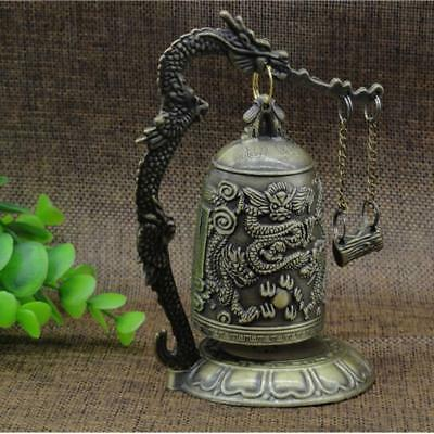 Oriental Zen Art Desktop Furniture Dragon Gong Decorative Feng Shui Figurine