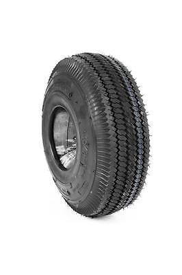4.10X3.50-4 4 Ply Deestone Diamond Industrial Tyre And Tr87 Tube Set New