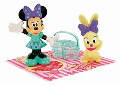 Fisher-Price Disney's Minnie Mouse Pet Picnic Minnie Toy Baby Toys, New
