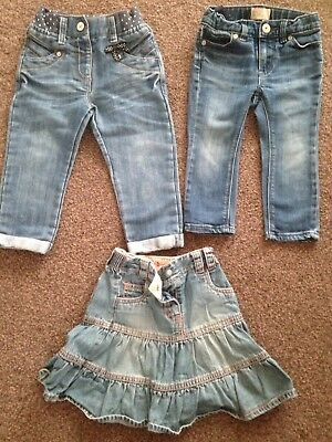 Baby Girls Clothes 18-24 Months, Next And Gap