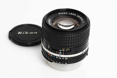 Nikon AI/S 2.8/100mm Nikkor Series E