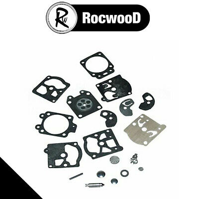 Walbro WA And WT Carburettor Carb Diaphragm Repair Kit C/W Needle And Lever