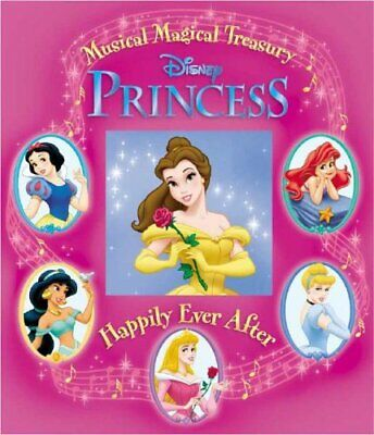 Happily Ever After: Musical Magical Treasury with Other (Disney Princess (Random