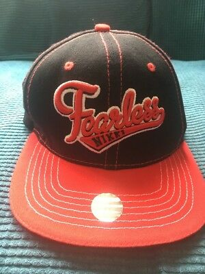 Nikki Fearless (Bella Twins) SnapBack Cap Excellent Condition
