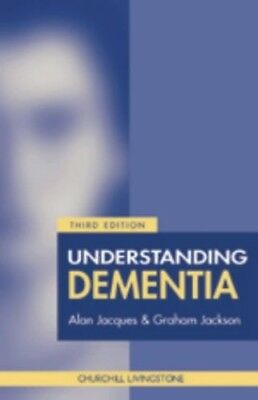 Understanding Dementia by Jacques, Alan Paperback Book The Cheap Fast Free Post