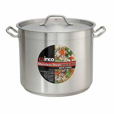 Winco SST-20 Premium Induction Stock Pot