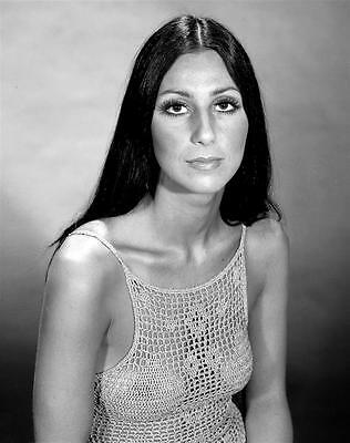 w2 Cher A4 12x8 approx glossy photo
