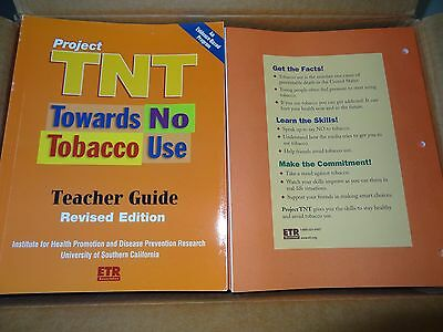 LOT: Approximately 150 Items for TNT Towards No Tobacco Use (1 TE, Rest SE)