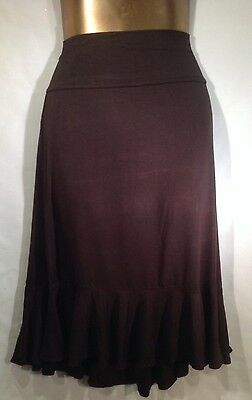 Maternity Skirt Maternity Work Wear Available  Black, Chocolate, A-line Pencil