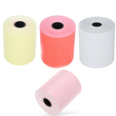 High Quality Photo Printer Thermal Printing Paper 57*30(mm)Yellow Pink Red White