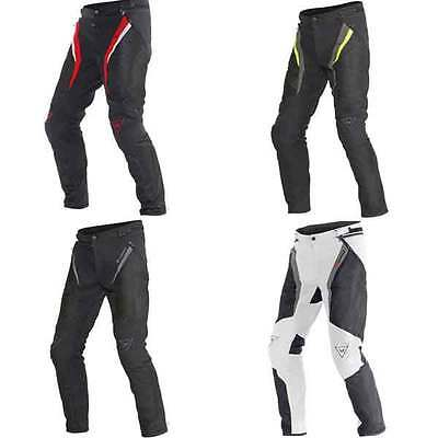 Dainese Drake Super Air Motorrad Motorcycle Textile Trouser All Colours & Sizes