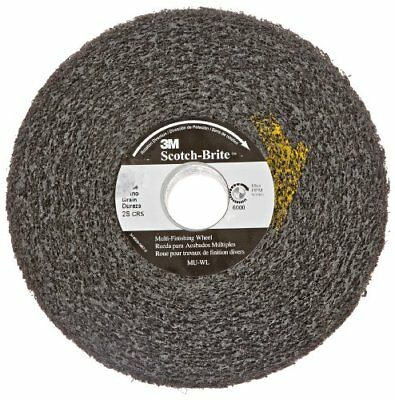 Scotch-Brite TM Multi-Finishing Wheel Silicon Carbide 6000 rpm 6 Diameter x 3 Wi