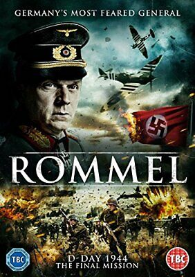 Rommel [DVD] - DVD  Y7VG The Cheap Fast Free Post