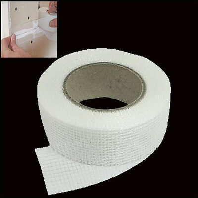 SCRIM TAPE SELF ADHESIVE MESH PLASTERBOARD JOINT 48mm x 20M