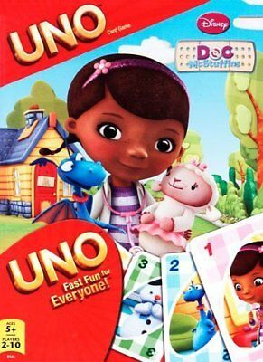 Doc McStuffins Uno in Tin Office Calendars Planners Accessories, New