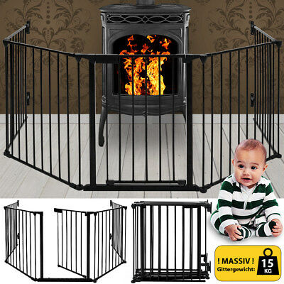 Fireplace Baby Screen Stove 310cm Fire Guard Safety Children Protector Home