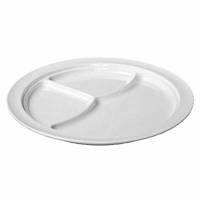 Thunder Group NS703W Compartment Plate (Dozen)