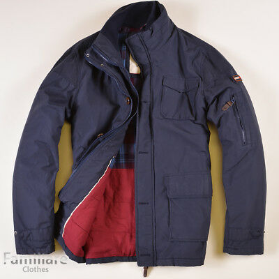 tommy hilfiger herren jacke jacket gr xl wie l navy blau 32909 eur 57 90 picclick de. Black Bedroom Furniture Sets. Home Design Ideas