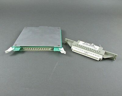 HP 44471A General Purpose Relay Module with 44471-62101 Connector Block