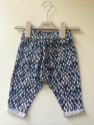 Baby Girls Clothes/ Pretty Girls Next Trousers 3/6 Months