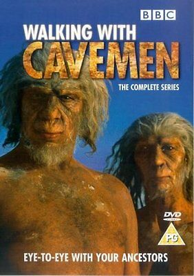 BBC Walking With Cavemen - The Complete Series DVD