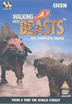 BBC Walking With Beasts - The Complete Series DVD