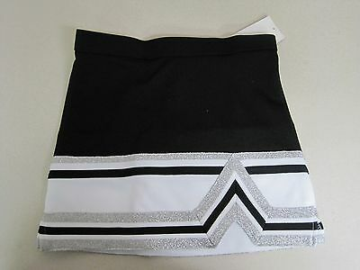 NEW Lot of 25 Chasse Stunt Skirts Black/White/Silver Various Sizes JG54